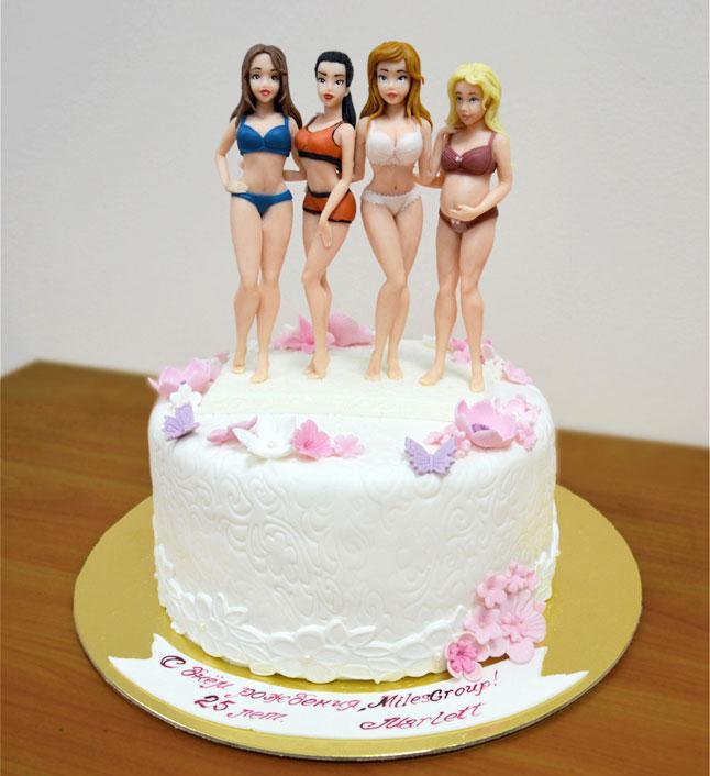 Торт от наших партнеров